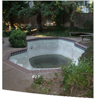 Swimming Pool Removal San Jose Ca Dig Demo